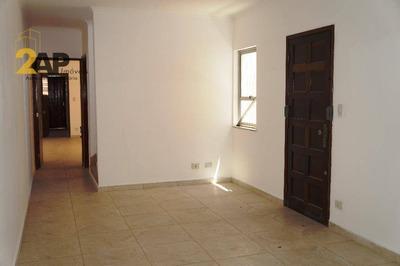 Casa Residencial Para Locação, Cupecê, São Paulo. - Ca0048