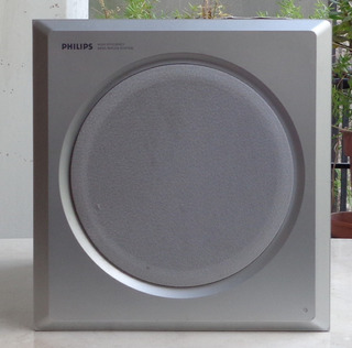 Subwoofer Philips Csw300
