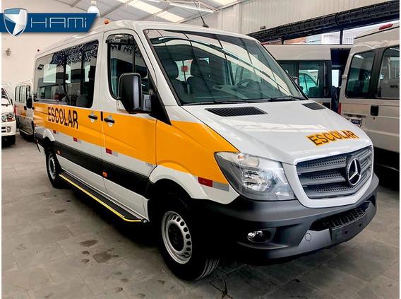 Mercedes-benz Sprinter Escolar 415 20l Teto Baixo 2019