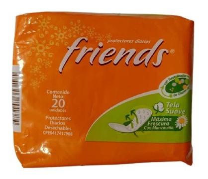 Protectores Diarios Friends