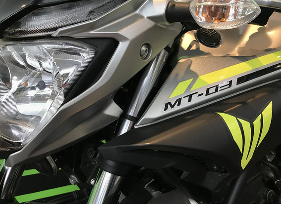 Yamaha Mt 03 Usada 2017 Con 4266 Km Usado Seleccionado
