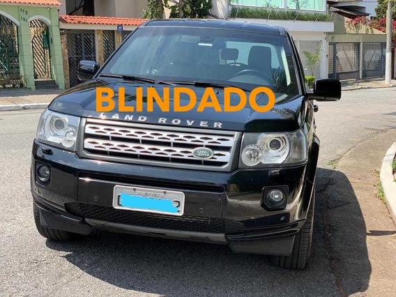 Land Rover Freelander 2 Se 2.2 Sd4 16v Turbo Diesel Blindada
