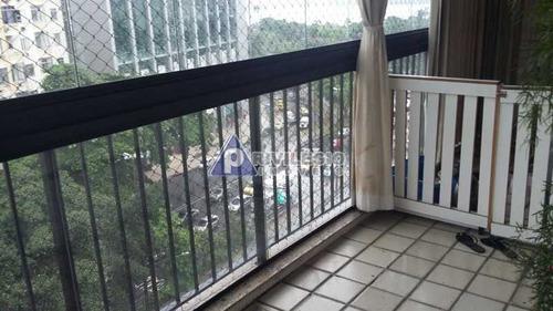Apartamento À Venda, 2 Quartos, 1 Suíte, 1 Vaga, Humaitá - Rio De Janeiro/rj - 16923