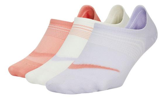 Pack X 3 Medias W Everyday Plus Nike Blast Tienda Oficial