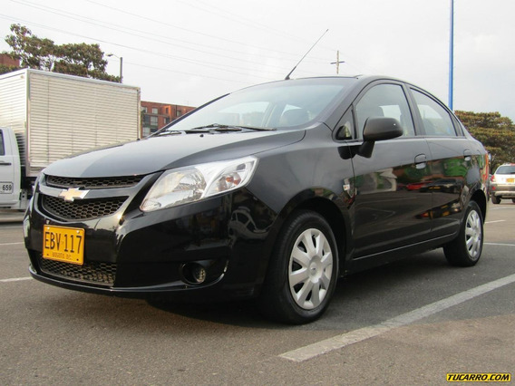 Chevrolet Sail Mt 1400cc Aa Ab Abs