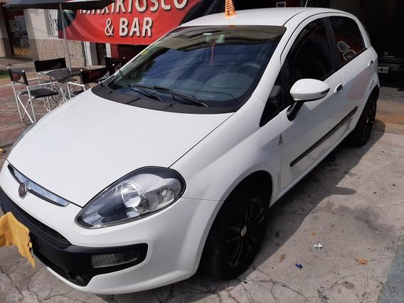 Fiat Punto 1.4 Attractive Pack Top Gnc 2014 Garantia Escrita