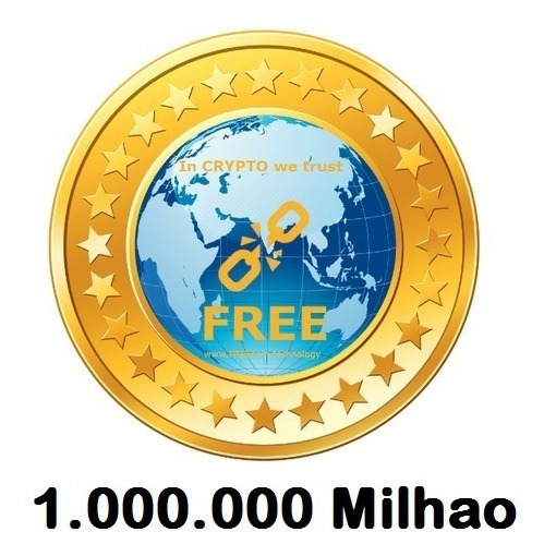 1 Milhao Freecoin (free) Criptomoedas Bitcoin Sem Taxas
