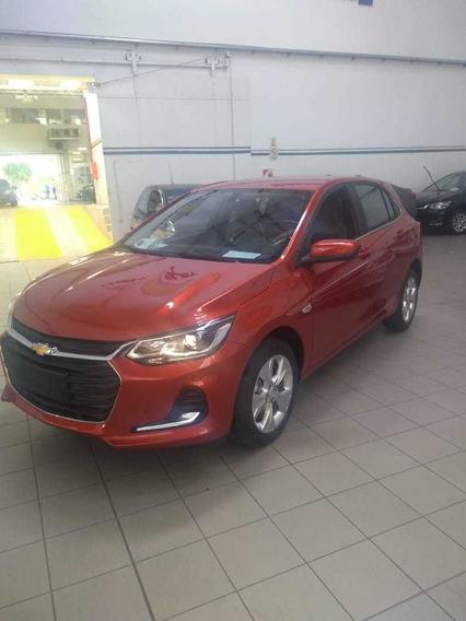 Chevrolet Nuevo Onix Premier 1.0 Turbo At Linea 2020 #1