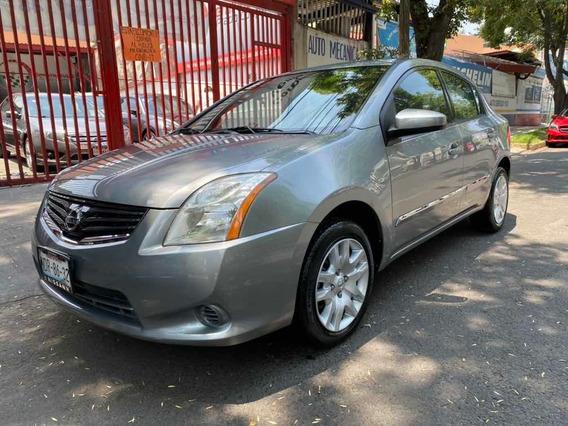 Nissan Sentra Custom 2012 Estandar Factura Original Excelent