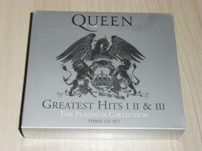 Box Queen - Greatest Hits Platinum Collection (3 Cds Lacrado