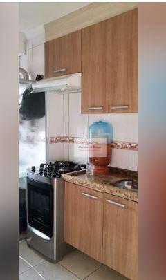 Apartamento À Venda, 43 M² Por R$ 230.000,00 - Cocaia - Guarulhos/sp - Ap2041