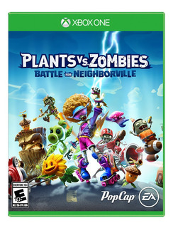 Plants Vs Zombies Battle For Neighborville Xbox One Fisico