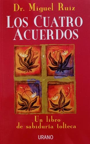 Imagen 1 de 2 de Miguel Ruiz- Los Cuatro Acuerdos