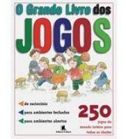Livro O Grande Livro Dos Jogos Josep M. Allue