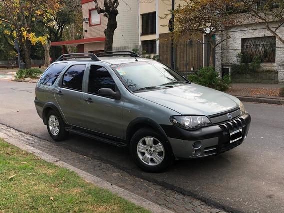 Fiat Palio Adventure 1.8 2007