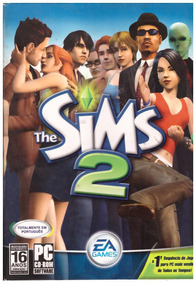 Game Pc The Sims 2c Om 4 Cd-rom