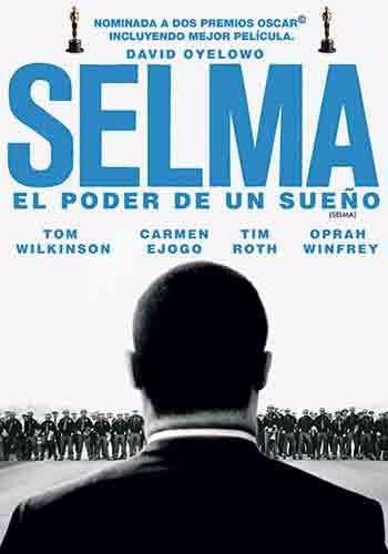 Selma El Poder De Un Sueño  David Oyelowo Pelicula Dvd