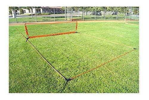 Bownet 12 Soccer Tennis Court