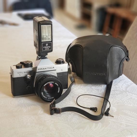 Câmera Fotográfica Praktica - Mtl50