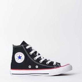 Tênis Converse Chuck Taylor All Star Kids Hi Vermelho Ck0004