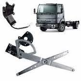 Maquina De Vidro Com Motor Para  Caminhão Ford Cargo 81