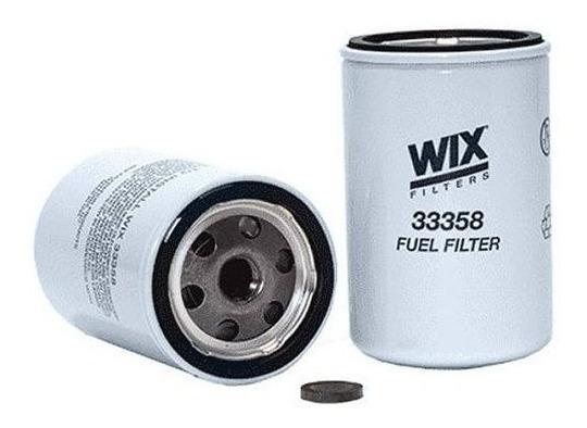 33358 Filtro Wix F3358 Bf788 P553004 Ff42000 Wp4102 Mf4102