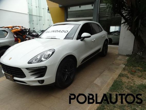 Porsche Macan S Blindada Nivel Ii