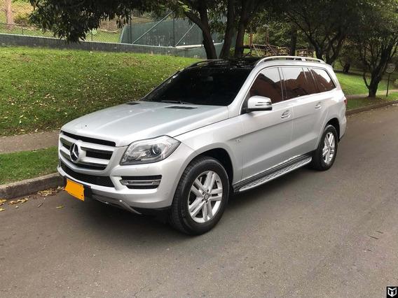 Mercedes-benz Clase Gl 500 Amg 4matic 7psj