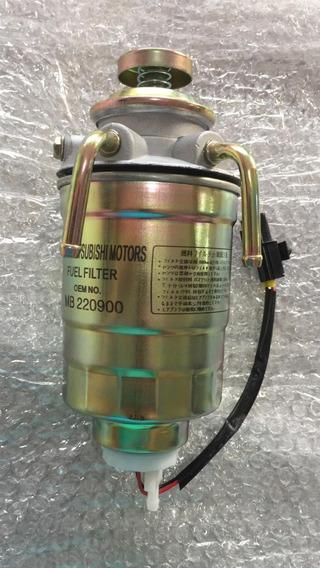 Cabeçote Filtro Combustivel L200 Gl/gls/pajero (completo)
