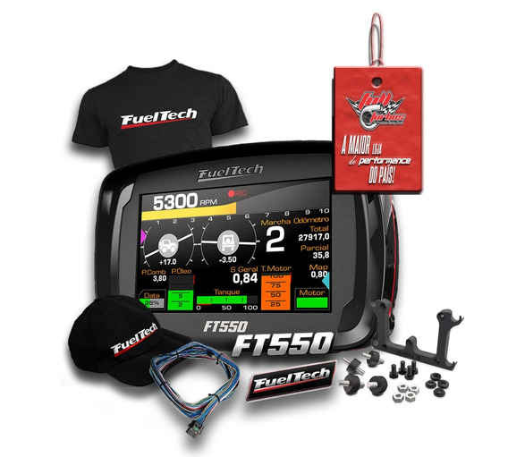 Fueltch Ft550 Controle Injeção E Ignição + 12x Sem Juros