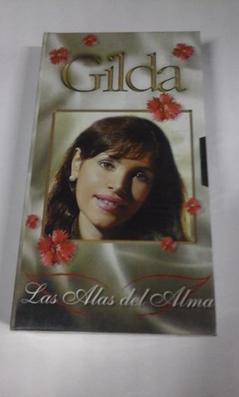 Gilda*vhs*las Alas Del Alma*nuevo ! Cerrado !