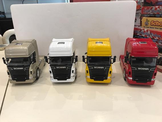 Camion Scania V 8 R 730 , Escala 1/32