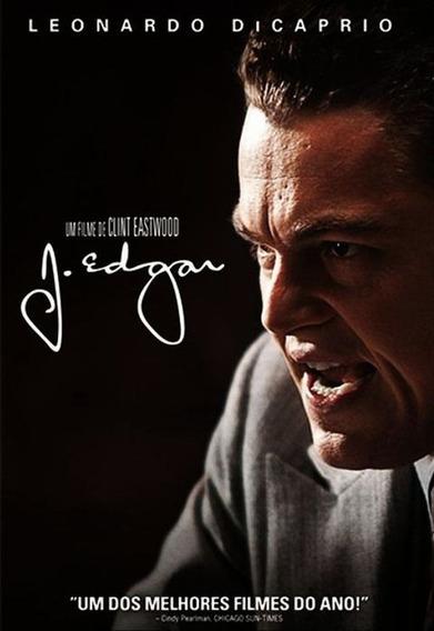 Dvd - J. Edgar - Leonardo Dicaprio - Original Lacrado