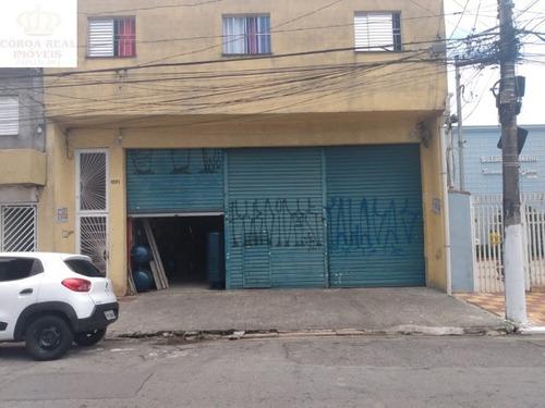 Imagem 1 de 19 de Salão Comercial Trifásico - Sl00067 - 69179114