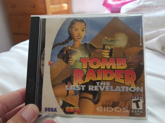 Tomb Raider Sega