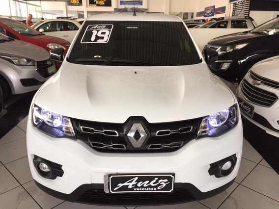 Renault Kwid Intense 2019 1.0