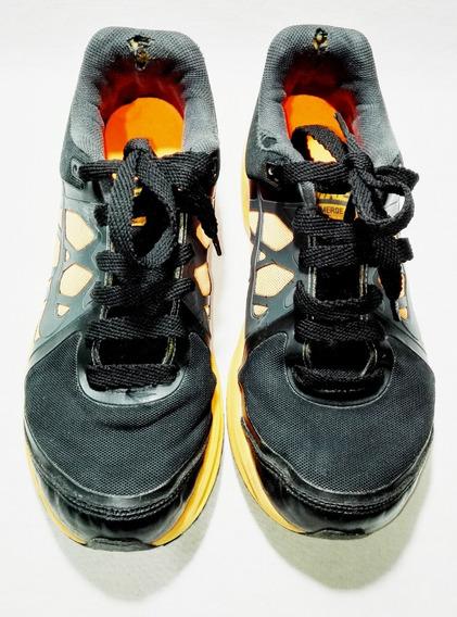 Zapatillas Nike Negra Talle 39.5