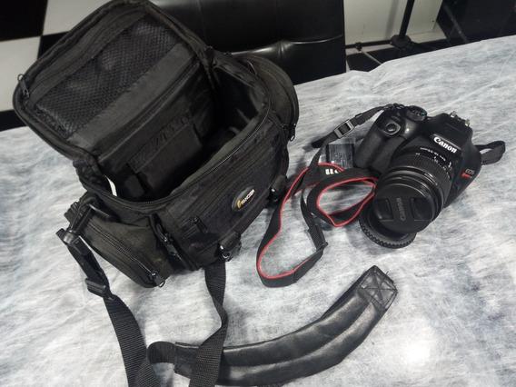 Câmera Canon Eos Rebel T6 18-55mm - Wifi