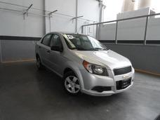 Chevrolet Aveo 1.6 Ls L4 At 2015 Reestrena A Credito Barato