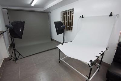 Alquiler De Estudio Fotográfico Con Aire Acondicionado
