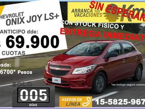 Chevrolet Agile Corsa Classic Onix O Prisma Con Anticipo Dde
