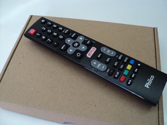 Controle Remoto Original Tv Led Philco C/ Funçao Netflix