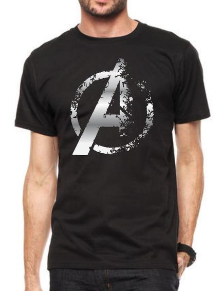 Avengers Remeras Personalizadas Calidad Premium Marvel