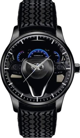 Relógio De Pulso Personalizado Painel Corolla 2- Cod.tyrp015