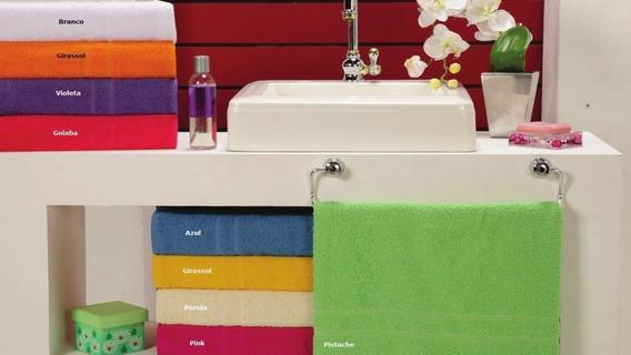 Toalha De Banho Linha Verona 65x125-cm 12 Peças