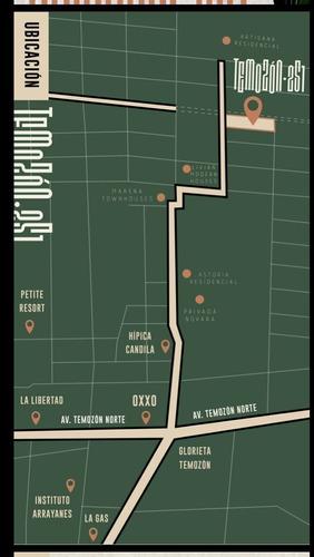 Imagen 1 de 2 de ¡¡venta!! Terreno En Temozón 251, Mérida Yucatan