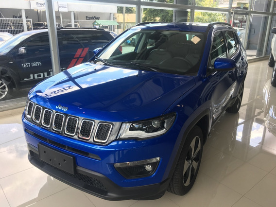 Jeep Compass 2.4 Longitude At6 4x2 Linea 2019 Venta Online