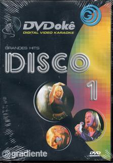 Dvdokê - Grandea Hits Disco Vol.1