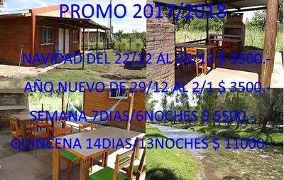 Cabaña Para 4/5 Personas Trapiche San Luis
