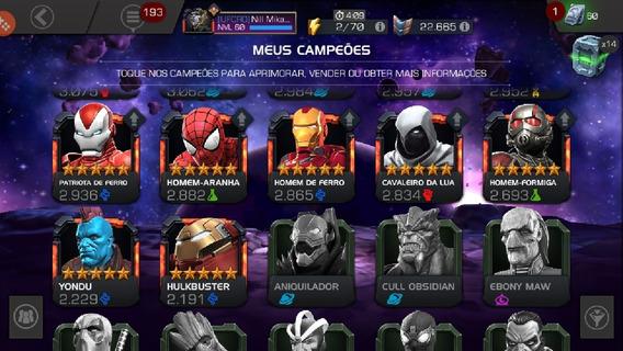 Mtc Marvel Torneio De Campeão